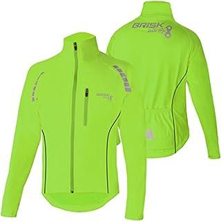 Brisk Bike Lightweight Cycling Jacket
