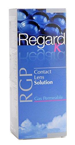 Regard RGP - 120ml - All-In-One-Lösung für harte, gasdurchlässige Kontaktlinsen