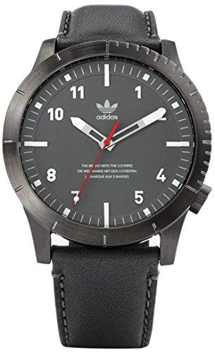Adidas by Nixon Reloj Analogico para Hombre de Cuarzo con Correa en Cuero Z06-2915-00
