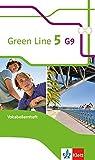 Green Line 5 G9: Vokabellernheft Klasse 9 (Green Line G9. Ausgabe ab 2015) - Harald Weisshaar