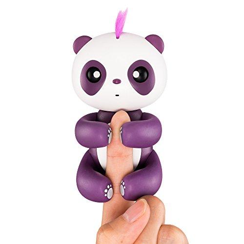 Moonvvin Dedo Interactivo Bebé Panda Divertido Lindo