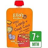 Cuisine Agneau Zingy Cous Cous De Ella Aux Abricots Et Raisins Secs 130G - Paquet de 2