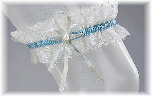 Strumpfband zur Hochzeit, Brautstrumpfband