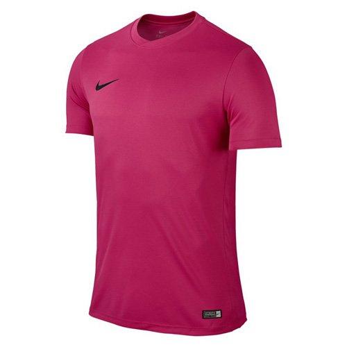 Nike Park VI - Maillot - Mixte Enfant - Rose (Vivid Pink/Black) - Taille: XL