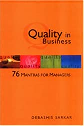 Quality in Business: 76 Mantras for Managers (Response Books)