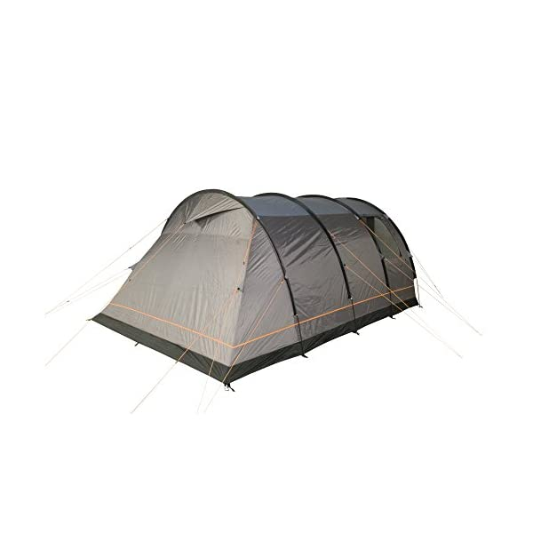 Portal Outdoors Unisex's Gamma 5 Spacious Large Tunnel Tent with Storage Bag