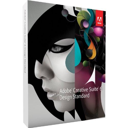 Adobe Creative Suite 6 Design Standard - Full Package P