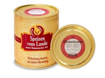 Wiehenkamp - Rinderbraten - 850gr