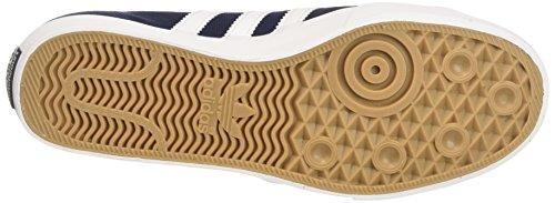 adidas Herren Matchcourt High RX Gymnastikschuhe Blau (Night Navy/ftwr White/collegiate Navy)
