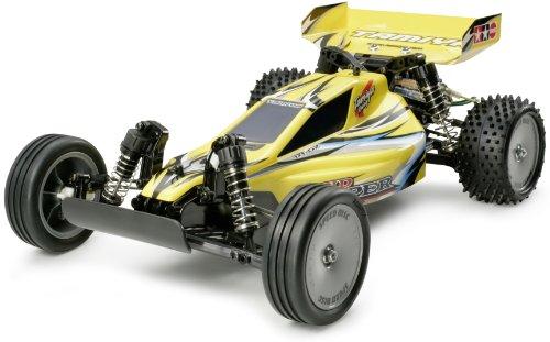 Tamiya 300058374 - 1:10 Radio Control Sand Viper 2WD Buggy DT-02 (Bildet Sand)