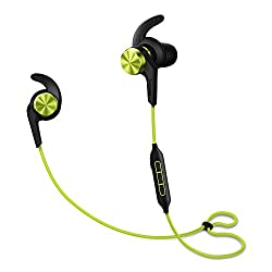 1MORE iBFree E1006-GR Bluetooth In-Ear Headphones with Mic (Black and Green)