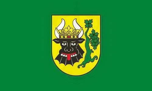 Königsbanner Kleinflagge Gadebusch - 40 x 60cm - Flagge und Fahne