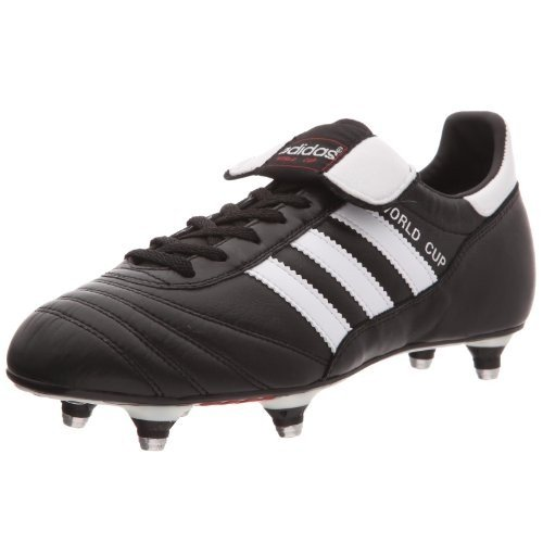Adidas Originals World Cup, Football Compétition Adulte Mixte Black