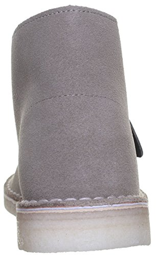 Clarks Originals Desert Boot pour homme en daim Bottes en cuir Sand FV1