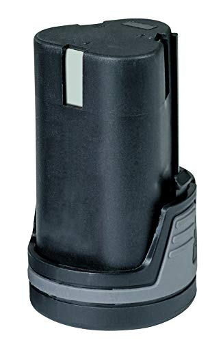 Einhell 4511453Ersatz Akku TH-CD 12Li und Th-CD 12-2Li Leistung 1300mAh, Spannung 12V, Schwarz, Gr. 300x 200x 240mm, 1Stück