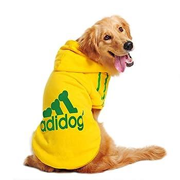 Dorapocket AD.. Dog Pet Vêtements Sweat à capuche Chien Chat Pull Manteau Costumes