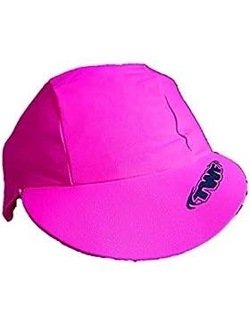 The wetsuit factory infantil con forma de protección UV rosa gorro para el sol (a partir de 6-12 meses) UVF 50+