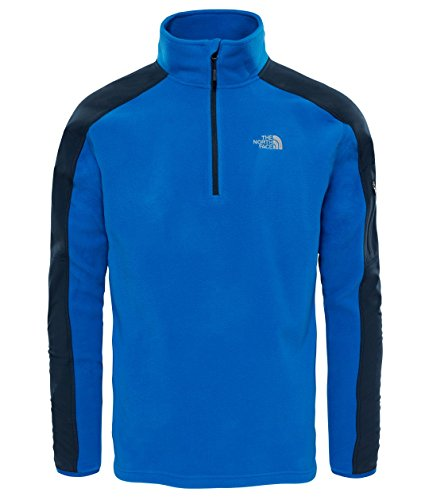 The North Face Men's Glacier Delta 1/4 Zip Jacket