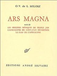 Oeuvres complètes, tome 7 : Ars magna, suivi de