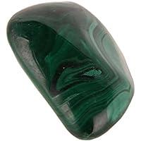 OUNONA 2–4cm Bulk Getreide Malachit Steinen Natur Poliert Edelstein Vorräte für Wicca Reiki und Energie Crystal... preisvergleich bei billige-tabletten.eu