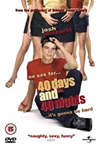 40 Days And 40 Nights [DVD] [2002]