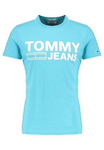 Tommy Hilfiger Home Herren T-Shirt Türkis türkis, 73079RDH232860, Türkis, 73079RDH232860 M
