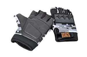 Covert Force Fingerless Tactical Gloves