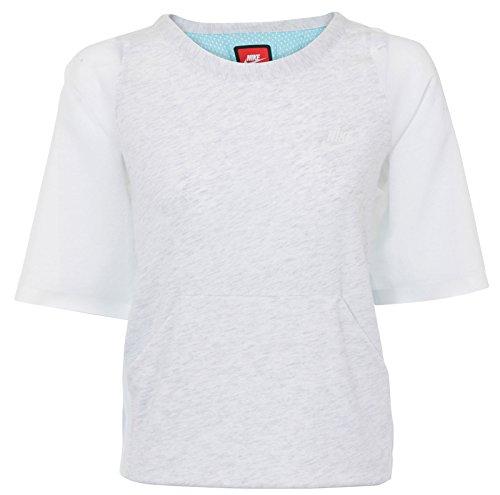 Nike Premium Pack Femme T-shirt, blanc white