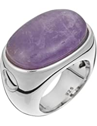 Esprit Damen-Ring Soloist Amethyst Sterling-Silber 925