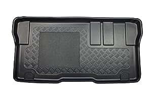 Klett-Organizer ZentimeX Z3080849 Antirutsch Kofferraumwanne fahrzeugspezifisch Laderaumwanne, Kofferraummatte