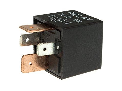 Preisvergleich Produktbild Anlasser Relais Starter Magnetschalter für Aprilia Gilera Piaggio Vespa