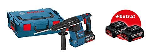 Preisvergleich Produktbild Akku-Bohrhammer GBH 18V-26 F, 2 x 6,0 AH