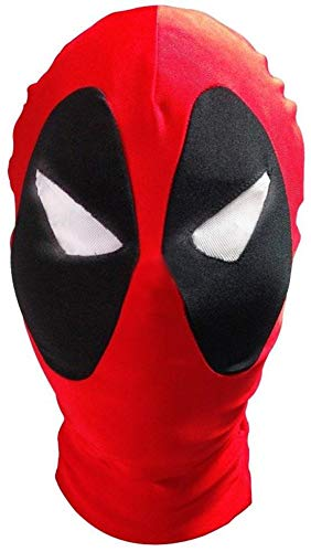 Deadpool Costume Deluxe Mask