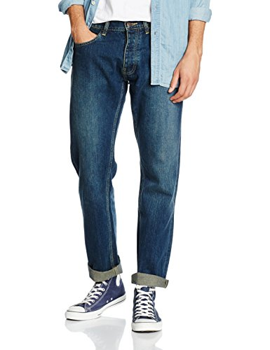Dickies Michigan, Blu Uomo Blu (Antique Wash)