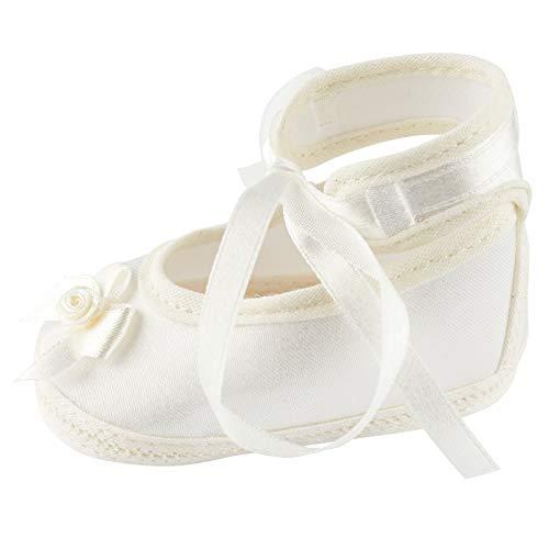 Toma Taufschuhe Baby Schuhe Leder Sandalen Taufe Junge Mädchen Lauflernschuhe Gold 9cm