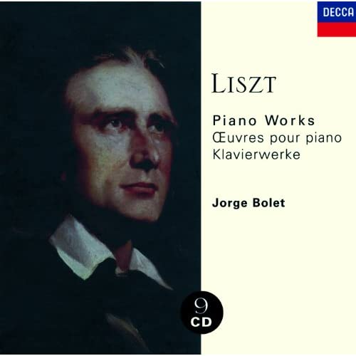 Liszt: Consolation No.1, Andante con moto, S.172, No.1