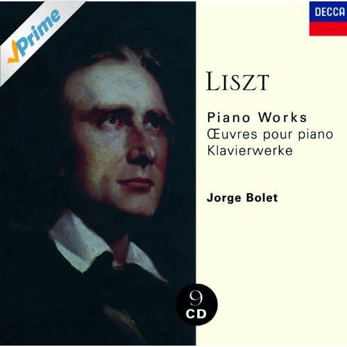 Liszt: Consolation No.2, S.172 - Un poco più mosso