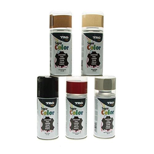 r Lederfarbspray Lederfarbe 150ml (Grey 319/11) (Grünen Tuch Elf Schuhe)