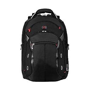 "41W6gajWwqL. SS300  - Wenger 600627 Gigabyte - Mochila con forro anti-arañazos (15"") color negro"