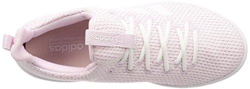 adidas Damen Cloudfoam Advantage Adapt Gymnastikschuhe Elfenbein (Ftwr White/aero Pink S18)