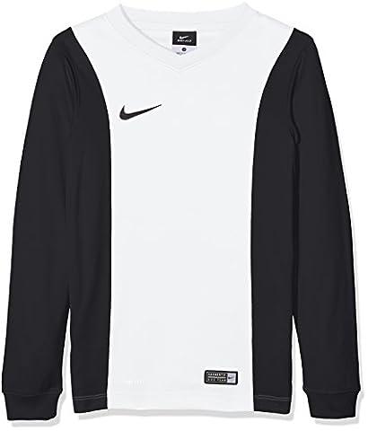 Nike t-shirt à manches courtes pour homme park derby yth veste en jersey M Multicolore - Blanc/Noir