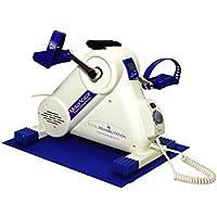 NEU - MotorVator Twin Drive Plus - von Total Rehabilitation - Motorisierter Mini-Heimtrainer - Einfaches, geräuscharmes Workout auf jedem Stuhl – Trainingsmaschine zur Stärkung der Arm- und Beinmuskeln & Bänder, Linderung von Gelenksschmerzen, Verbesserun preisvergleich bei fajdalomcsillapitas.eu