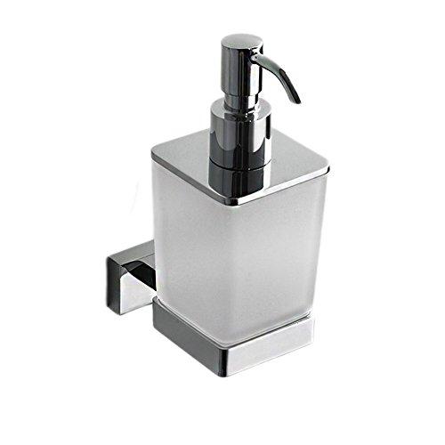 Seifenspender, Badezimmer Drücken Sie manuell Seifenspender Duschgel Flasche Kupfer Seifenhalter Badezimmer Badezimmer Hand Sanitizer Flaschen