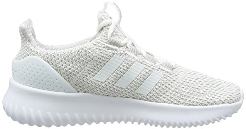 adidas Cloudfoam Ultimate, Chaussures de Sport Femme Gris (Grey One/Footwear White/Grey Two 0)