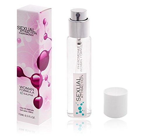5-Alpha-Formule Sexual Attraction, profumo da donna, eau de parfum, ai