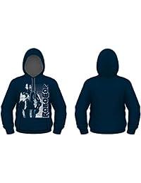 Official Merchandise - Sweat-shirt à capuche - Homme bleu bleu L