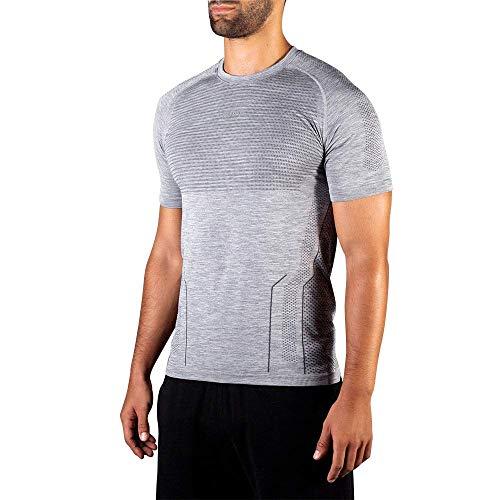 PROZIS Herren X-Skin T-Shirt - Diamond Moon S/Grey Unisex - Adult -
