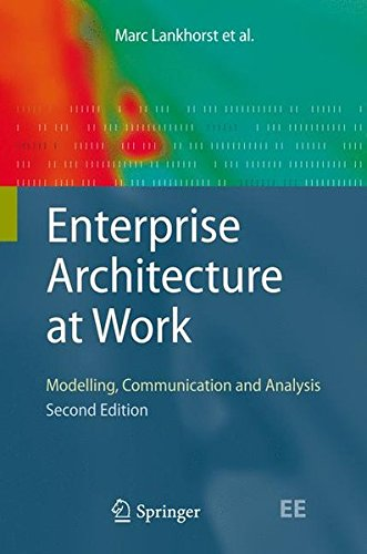 Enterprise Architecture at Work: Modelling, Communication and Analysis (The Enterprise Engineering Series) por Marc Lankhorst