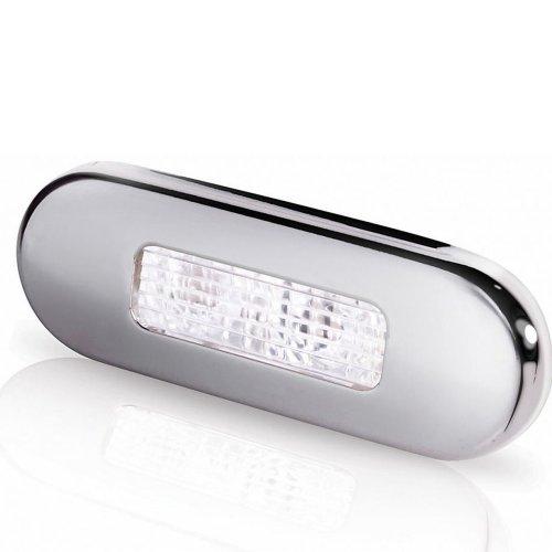 Hella Marine LED Stufenleuchte asymmetrisch (Marine Hella)