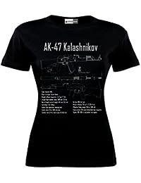 Suchergebnis auf Amazon de für: Ak47 T Shirt: Bekleidung
